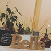 鍼灸Salon belle Instagram